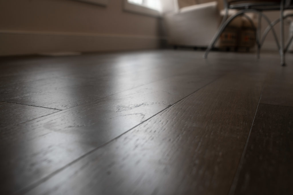 Wide-plank Engineered Vinyl Flooring